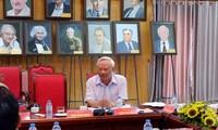 Hội nghị Ban Thường vụ Liên hiệp các tổ chức hữu nghị Việt Nam lần thứ IX