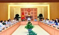 Phó Thủ tướng Chính phủ Phạm Bình Minh chủ trì cuộc họp Ban Chỉ đạo liên ngành về hội nhập quốc tế