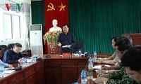 Phó Thủ tướng Trịnh Đình Dũng chỉ đạo khắc phục mưa lũ tại Lai Châu