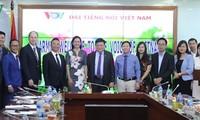 Tổng Giám đốc VOV Nguyễn Thế Kỷ tiếp Đoàn cán bộ cấp cao Tập đoàn DELL
