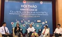 Việt Nam cần có chính sách phù hợp để khuyến khích kinh tế chia sẻ