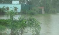 Các địa phương khẩn trương khắc phục hậu quả bão Sơn Tinh