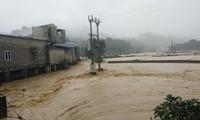 Các địa phương khẩn trương khắc phục thiệt hại do ảnh hưởng của bão Sơn Tinh