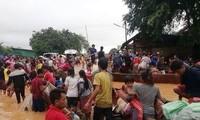 Vỡ đập thủy điện ở Lào: Hàng chục người thiệt mạng