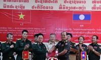 Quân đội Việt Nam giúp Quân đội Lào nâng cao chất lượng khám chữa bệnh từ xa
