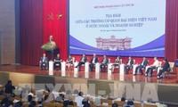 Tạo mạng lưới hậu thuẫn thuận lợi nhất cho doanh nghiệp Việt vươn ra thế giới