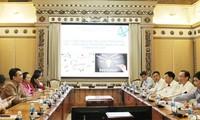 Lãnh đạo Thành phố Hồ Chí Minh tiếp đoàn cán bộ Bộ Khoa học và Công nghệ Lào