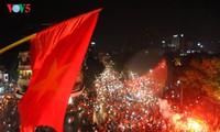 Người hâm mộ cả nước dành tình cảm cho đội tuyển Olympic Việt Nam