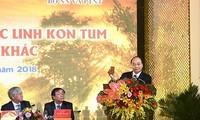Thủ tướng Nguyễn Xuân Phúc kỳ vọng sâm Ngọc Linh mang lại giá trị tỷ USD thập niên tới