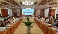 Phiên họp toàn thể thứ 13 Ủy ban Pháp luật của Quốc hội