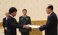 Không ngừng củng cố và phát triển quan hệ hữu nghị truyền thống Việt Nam – CHDCND Triều Tiên