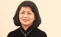 Phó Chủ tịch nước Đặng Thị Ngọc Thịnh gặp mặt Đoàn đại biểu người có công tỉnh An Giang