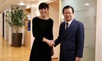 Thúc đẩy hợp tác nhiều mặt giữa Việt Nam và Na Uy