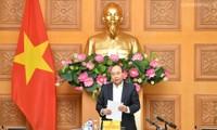 Phiên họp đầu tiên của Tiểu Ban Kinh tế-Xã hội của Đại hội Đảng toàn quốc lần thứ XIII