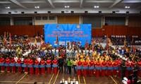 Khai mạc Hội thi võ thuật cổ truyền Hà Nội mở rộng lần thứ 34