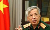 Lãnh đạo Bộ Quốc phòng tiếp Đại sứ Đặc mệnh toàn quyền Cộng hòa nhân dân Trung Hoa tại Việt Nam