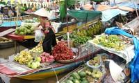 Nét văn hóa độc đáo ở chợ nổi Miền Tây
