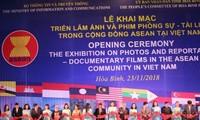 Triển lãm Ảnh và Phim Phóng sự- tài liệu trong cộng đồng ASEAN