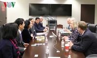 Hoa Kỳ tiếp tục coi Việt Nam là một đối tác quan trọng trong khu vực