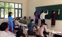 Hiệu quả từ mô hình dạy và học tiếng Việt cho lưu học sinh Lào