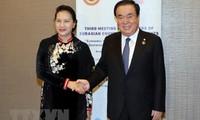 Duy trì đà phát triển mạnh mẽ, toàn diện quan hệ Việt Nam-Hàn Quốc