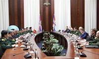Đối thoại Chiến lược quốc phòng Việt Nam – LB Nga lần thứ tư