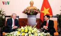 Phó Thủ tướng Phạm Bình Minh tiếp Công tước xứ York