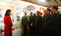 """Triển lãm """"Tướng lĩnh Quân đội nhân dân Việt Nam qua những trận đánh, chiến dịch tiêu biểu trong hai cuộc kháng chiến"""""""