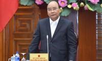 Thủ tướng Nguyễn Xuân Phúc chủ trì cuộc họp kiểm điểm công tác năm 2018