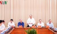 Đưa Thành phố Hồ Chí Minh tiến bước sánh vai với các thành phố châu Á