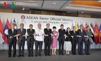 Khai mạc Hội nghị hẹp Bộ trưởng Ngoại giao ASEAN 2019
