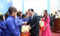Phó Thủ tướng Trịnh Đình Dũng thăm và làm việc tại tỉnh Phú Thọ