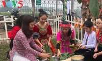 Lan tỏa Tết Việt trong lòng bạn bè quốc tế