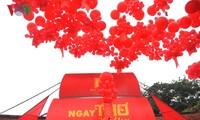 Hội nghị quốc tế quảng bá văn học Việt Nam, Liên hoan thơ quốc tế