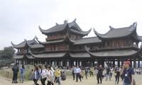 Khai hội chùa Tam Chúc, tỉnh Hà Nam