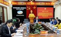 """Hội nghị Sơ kết 5 năm thực hiện Quyết định của Bộ Chính trị (khóa 11) về thực hiện """"Quy chế giám sát và phản biện xã hội của MTTQ VN và các đoàn thể chính trị - xã hội"""""""