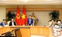 Phó Thủ tướng Phạm Bình Minh chủ trì họp về công tác chuẩn bị tổ chức Hội nghị Thượng đỉnh Mỹ - Triều Tiên lần hai