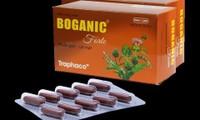 Công dụng của thuốc giải độc gan boganic