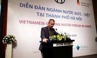 Đổi mới công nghệ hướng tới phát triển bền vững ngành nước Việt Nam