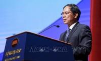 Thứ trưởng thường trực Bộ Ngoại giao Bùi Thanh Sơn thăm và tiến hành tham khảo chính trị tại Chile