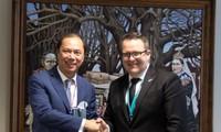 Việt Nam – New Zealand hướng tới nâng cấp quan hệ lên Đối tác chiến lược