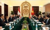Thúc đẩy quan hệ đối tác chiến lược Việt Nam – Singapore