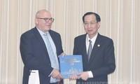 Thành phố Hồ Chí Minh và New Zealand tăng cường hợp tác trong lĩnh vực giáo dục