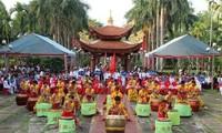 Người Việt ở nước ngoài tổ chức Lễ Giỗ Tổ Hùng Vương