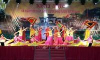 Rộn ràng Lễ hội văn hóa dân gian Phố Hiến