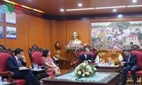 Tăng cường hợp tác trong lĩnh vực phát thanh giữa Việt Nam – Cuba