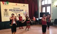 Hội thi văn nghệ - điểm nhấn về hoạt động văn hóa nghệ thuật của cộng đồng người Việt tại LB Nga năm 2019