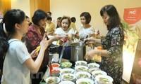 Hội chợ ẩm thực ASEAN gây quỹ từ thiện tại Jakarta