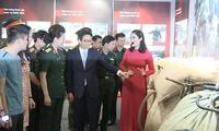 Khai mạc triển lãm Dân công hỏa tuyến trong chiến dịch Điện Biên Phủ