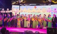 Sôi nổi tại Không gian văn hóa ẩm thực thuần Việt
